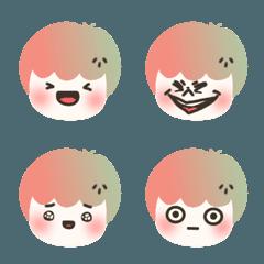Fruit head