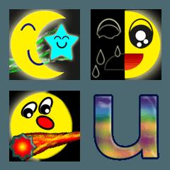 月の悲しみと喜び(2CTWJ)