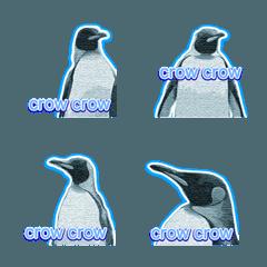 ラブリーペンギンの絵文字