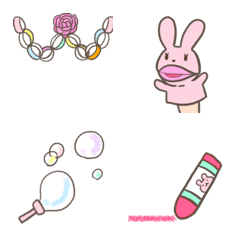 幼稚園、保育園の絵文字