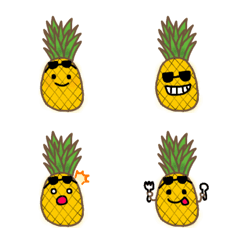 Pineapple kun
