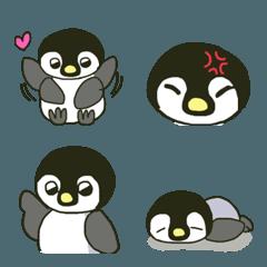 子供ペンギン 絵文字