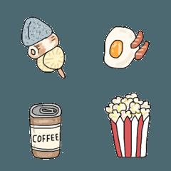 食べ物絵文字