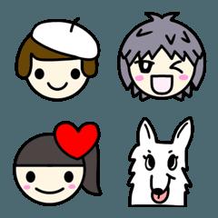 Emoji40=人+犬