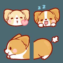Corgi Dog KaKa Emoji