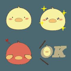 ひよこのピヨ絵文字⭐︎日常使い用
