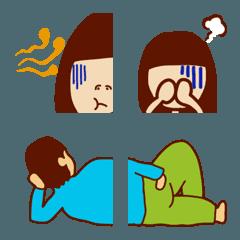 妊婦のための絵文字