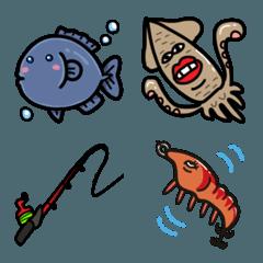 釣りバカ絵文字