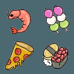 食べ物絵文字 2