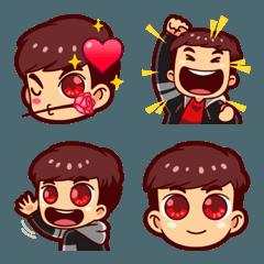 Boy Feelings Emoji