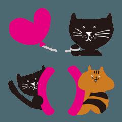 黒猫のももこさん vol.2