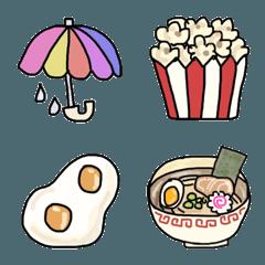 食べ物絵文字3