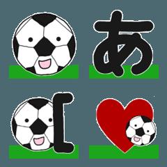 ボールくん【サッカーボール】