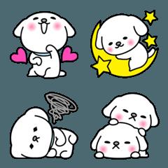 かわいい三匹の子犬たち