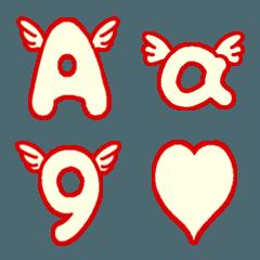 天使の絵文字