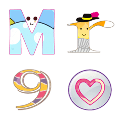 Personalized expression stickers
