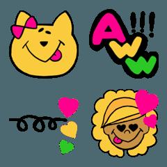 chisqo colorful Emoji