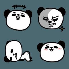 オワタパンダ 絵文字