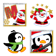 リトルペンギンジジメリークリスマス