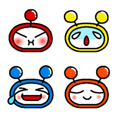おとぼけ虫絵文字4!