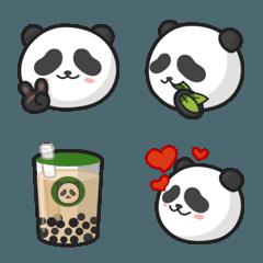 Panda Yuan-Zai Emoji