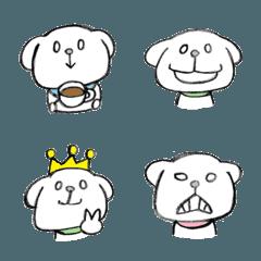 かわいい三匹の子犬たち②