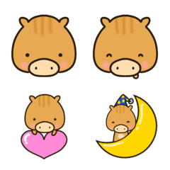 Chidren of boar URIRIN