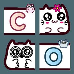 Tawan & Tavan Emoji (English)
