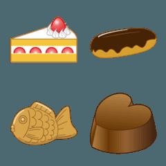 食べ物:デザート