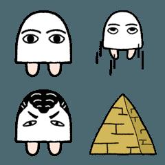 古代エジプトの神メジェド