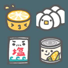 買い物リスト②『 果物・米麺類・調味料』