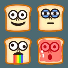 食パンのトムの絵文字