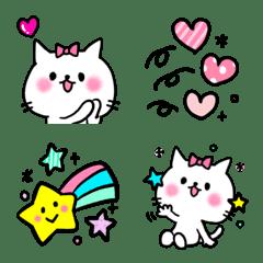 ゆるネコの日常②カラフルバージョン