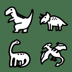 恐竜の絵文字