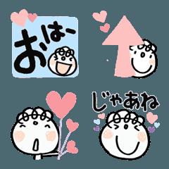 くるりん子2  ハート絵文字