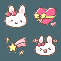 Lovely Bunny's Emoji