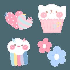 Cutie Pastel Emoji2