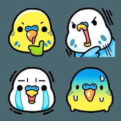 ラクガキ動物園24【セキセイインコ4】