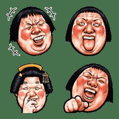ブス天狗絵文字 2