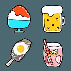 夏の美味しい食べ物