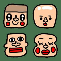 riekimの顔絵文字4