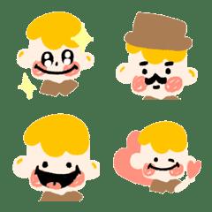 クレヨンブラシ少年