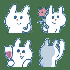 ウサギ先輩