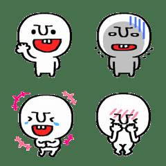 ★丸顔出っ歯くん★