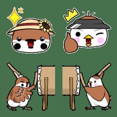 ちゅん子とちゅん太 ~夏~
