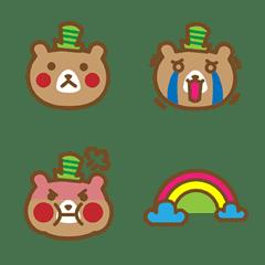 Green Hat Bear