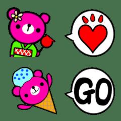 ピンクマちゃん(夏バージョン)2
