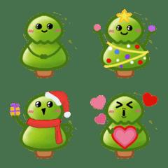 ハッピークリスマスツリー