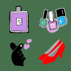 女子力な絵文字 パート1