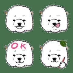 柴犬パピーのほんわか絵文字